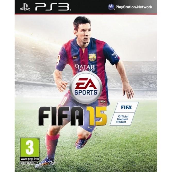 FIFA 15 (PS3) б/у