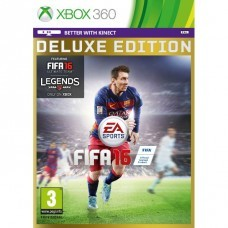 Fifa 16 (Xbox 360) б/у