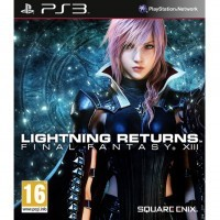 Final Fantasy XIII (PS3) б/у