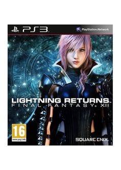 Final Fantasy XIII (PS3) б/у