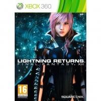 Final Fantasy XIII (Xbox 360) б/у