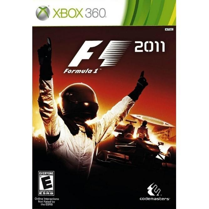 Formula 1 2011 (Xbox 360) б/у