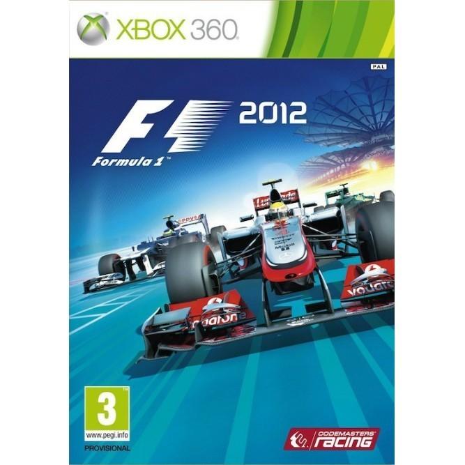 Formula 1 2012 (Xbox 360) б/у