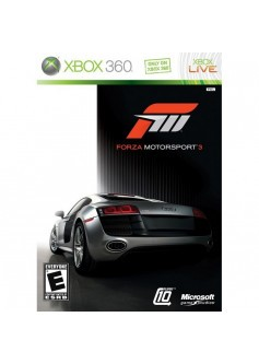 Forza Motorsport 3 Limited Collector's Edition (Xbox 360) б/у