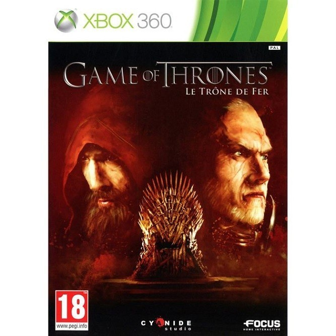 Игра Престолов (Game of Thrones) (Xbox 360) б/у