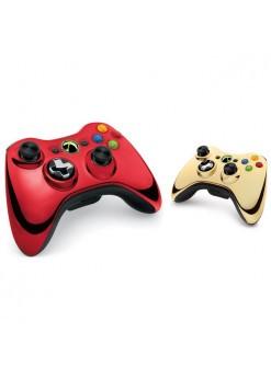 Беспроводной геймпад Chrome Series для Xbox 360 (б/у)