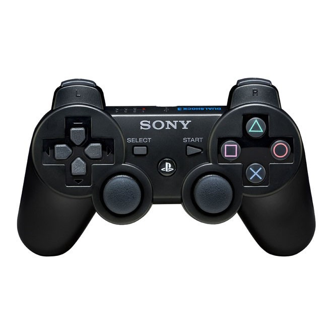 Геймпад Dualshock 3 (PS3) сильно б/у
