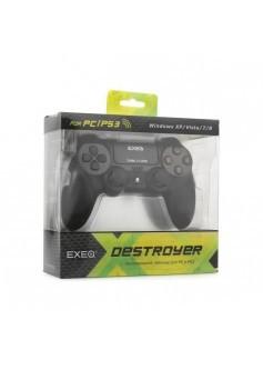 Геймпад EXEQ destroyer, беспроводной (PS3, PC)