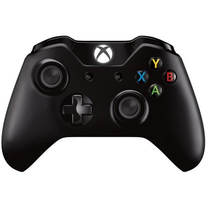 Геймпад: Microsoft Controller for Xbox One, черный б/у