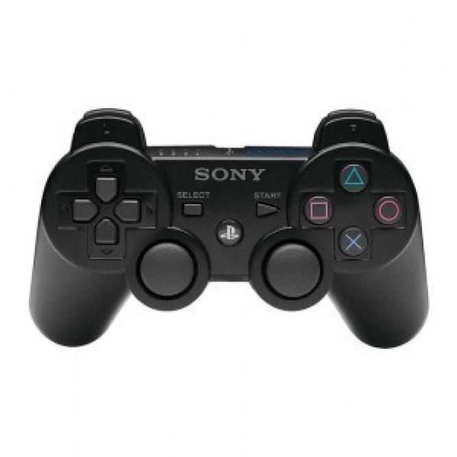 Геймпад Sony Dualshock 3, черный (Аналог) (PS3)