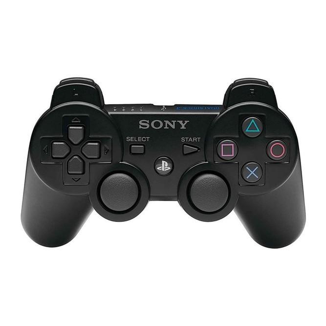Геймпад Sony Dualshock 3, черный (PS3) с поломками