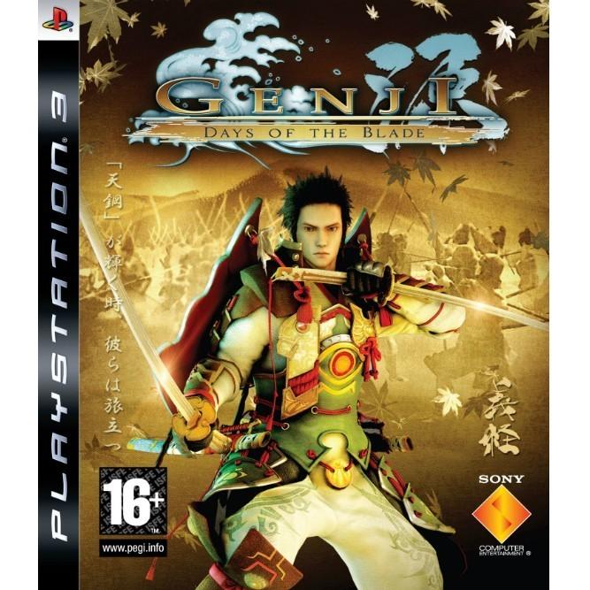 Genji: days of the blade (PS3) б/у