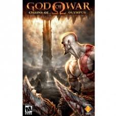 God of War: Chains of Olympus (PSP) б/у
