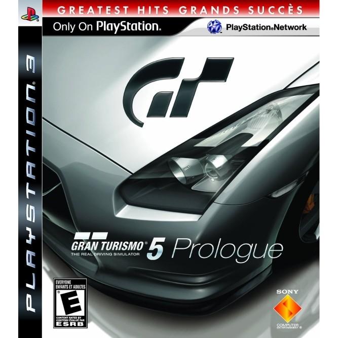 Gran Turismo 5 prologue (PS3) б/у