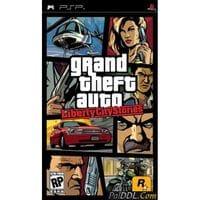 GTA: Liberty City Stories (PSP) б/у