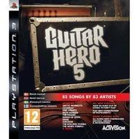 Guitar Hero 5 (PS3) б/у