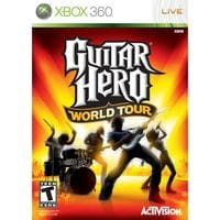 Guitar Hero: World Tour (Xbox 360) б/у