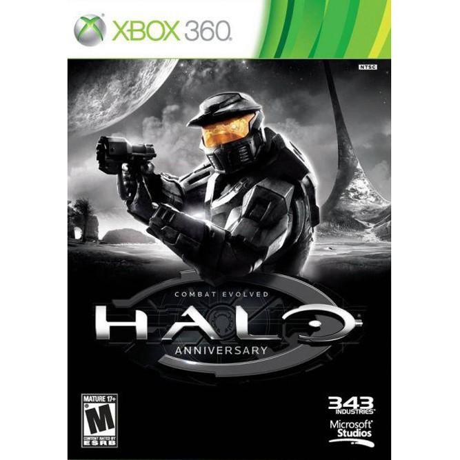 Halo: Сombat evolved anniversary (Xbox 360)