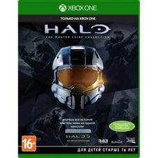 Halo: The Master Chief Collection (Xbox One) б/у