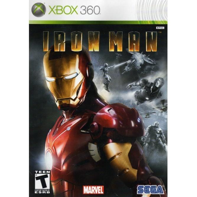 Ironman (Xbox 360) б/у