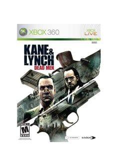 Kane & Lynch: Dead Men (Xbox 360) б/у