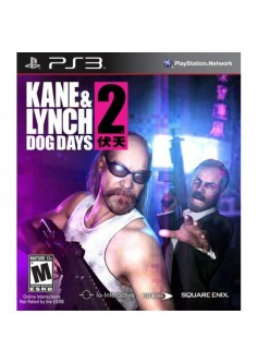 Kane and Lynch dog days 2 (PS3) б/у