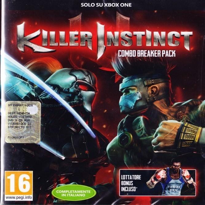 Killers instinct (Xbox One) б/у