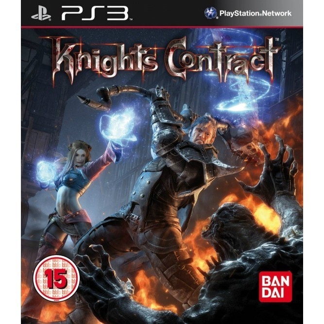 Knights contract (PS3) б/у
