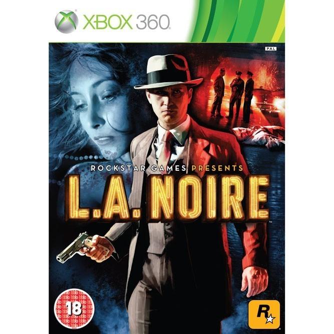 L.A. NOIRE (Xbox 360) б/у