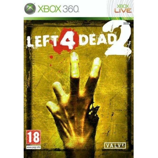 Left 4 dead 2 (Xbox 360) б/у
