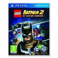 Lego Batman 2 DC Super heroes (PS Vita)