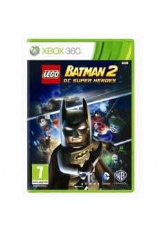 LEGO Batman 2: DC Super Heroes (Xbox 360) б/у