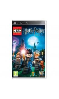 Lego Harry potter 1-4 (PSP)