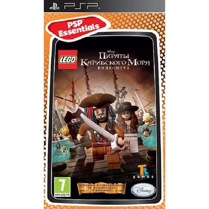 Lego Пираты Карибского моря (PSP)