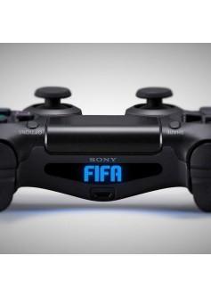 Наклейка FIFA на световой индикатор DualShock 4 (PS4)