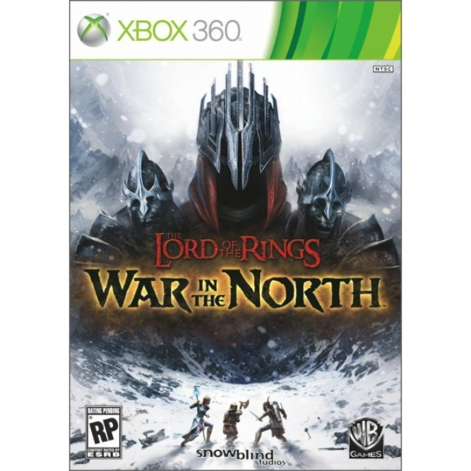 Lord of the Rings: War in the North (Xbox 360) б/у