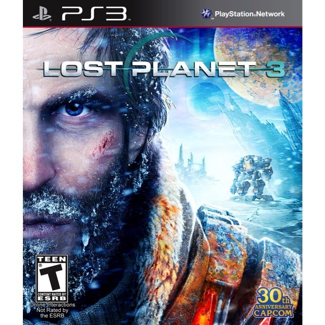 Lost Planet 3 (PS3) б/у