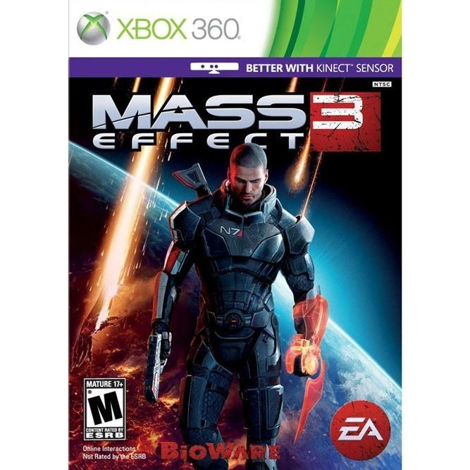Mass effect 3 disk 2 (пол игры) (Xbox 360) б/у