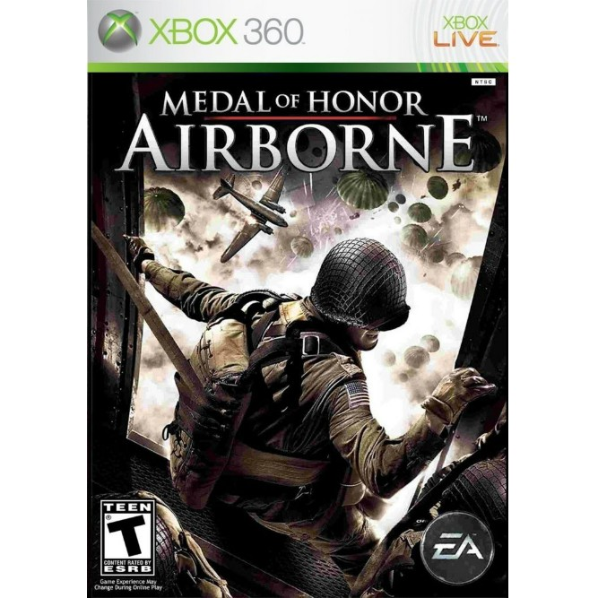 Medal of Honor: Airborne (Xbox 360) б/у