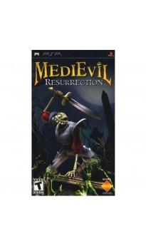 MediEvil Resurrection (PSP) б/у
