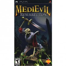 MediEvil Resurrection (PSP) б/у