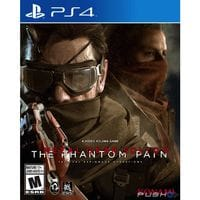 Metal gear solid V the phantom pain (PS4) б/у