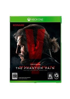 Metal Gear Solid The Phantom Pain (Xbox One)