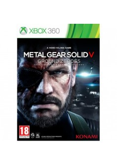 Metal Gear Solid V: Ground Zeroes (Xbox 360) б/у
