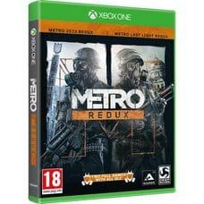 Metro 2033 Redux (Xbox One) б/у