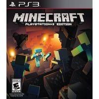 Minecraft Playstation 3 Edition (PS3) б/у