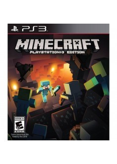 Minecraft Playstation 3 Edition (PS3) б/у
