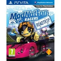 ModNation Racers: Roadtrip (Ps Vita) б/у