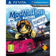 ModNation Racers: Roadtrip (Ps Vita) б/у