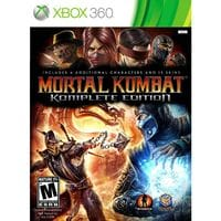 Mortal Kombat komplete edition (Xbox 360) б/у